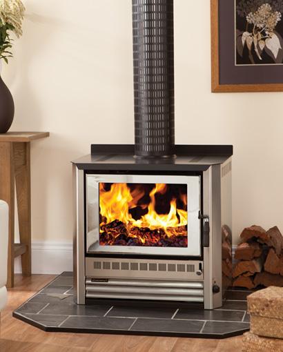 Borwicks Trading, Colac: Heat Charm Wood Heaters